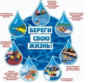 вода-безопасность
