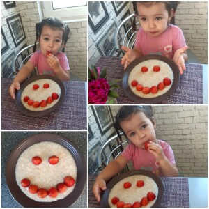Махина Кира, 2 года